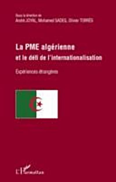 La pme algerienne et le defi de l'internationalisation - exp
