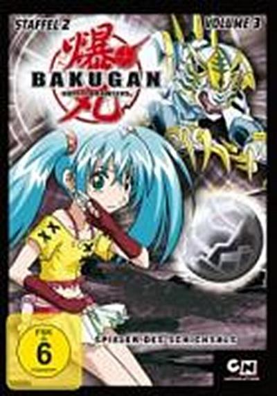 Bakugan - Staffel 2/Vol 3