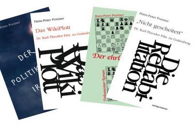Bücherpaket Hans-Peter Porzner