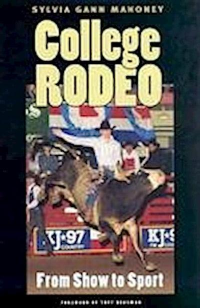 College Rodeo: From Show to Sport