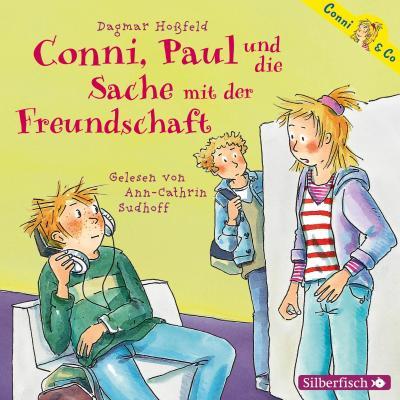Conni & Co 08: Conni, Paul und die Sache mit der Freundschaft