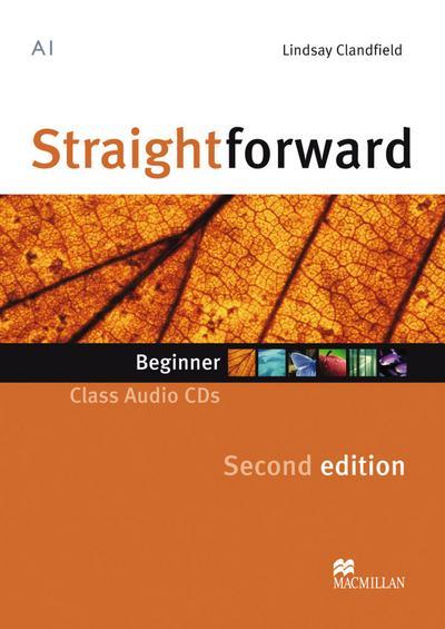 Straightforward. Beginner. 2 Class Audio-CDs