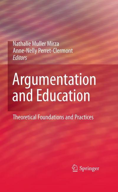 Argumentation and Education