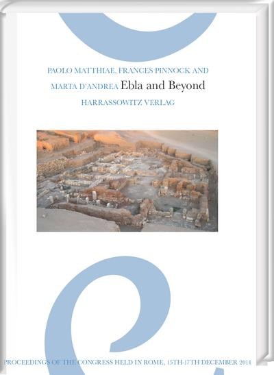 Ebla and Beyond