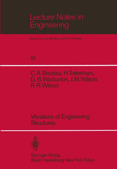 Vibrations of Engineering Structures