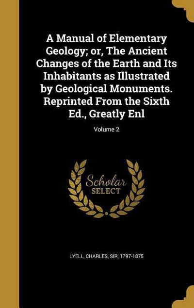 MANUAL OF ELEM GEOLOGY OR THE
