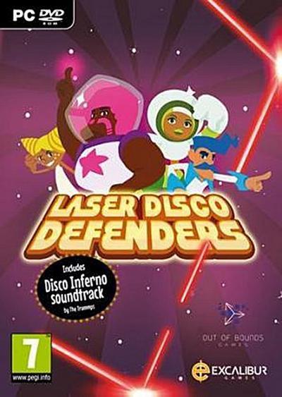 Laser Disco Defenders - Excalibur Games - Computerspiel, Deutsch, , ,