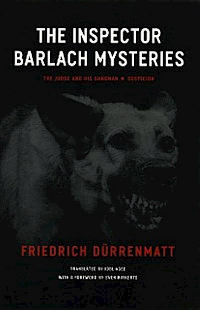 Inspector Barlach Mysteries
