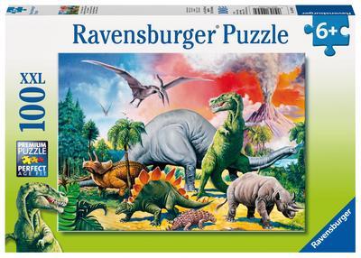 Unter Dinosauriern (Kinderpuzzle)