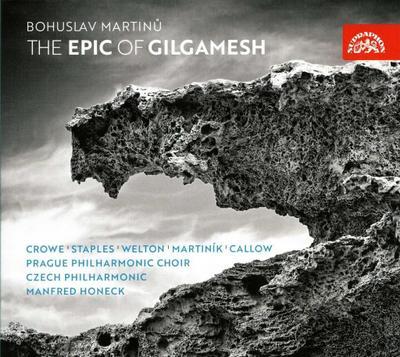 Gilgamesch Epos (engl.Originalfassung)
