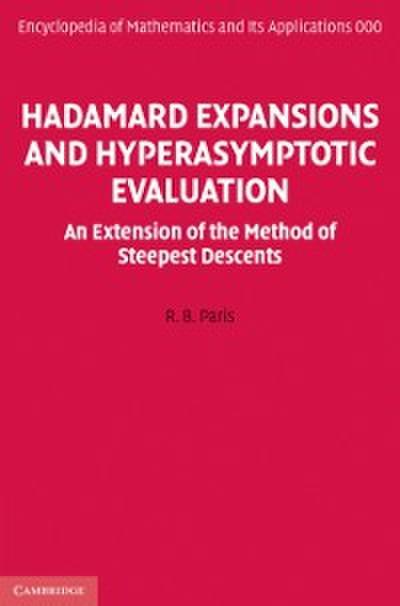 Hadamard Expansions and Hyperasymptotic Evaluation