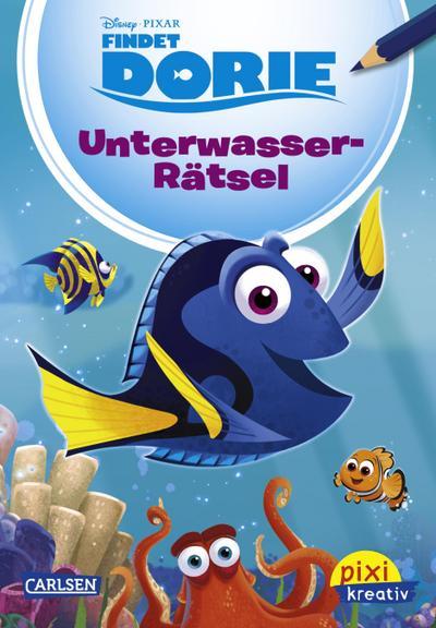 Pixi kreativ 86 VE 5 Disney: Findet Dorie: Unterwasserrätsel