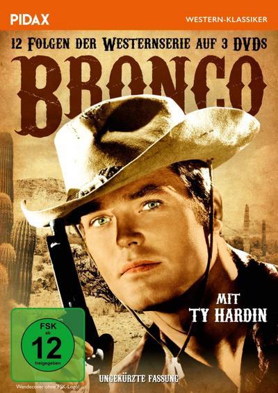 Bronco / 3 DVDs
