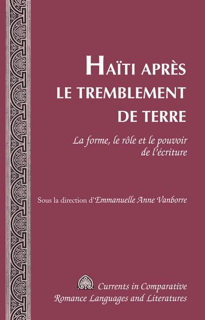 Haiti apres le tremblement de terre