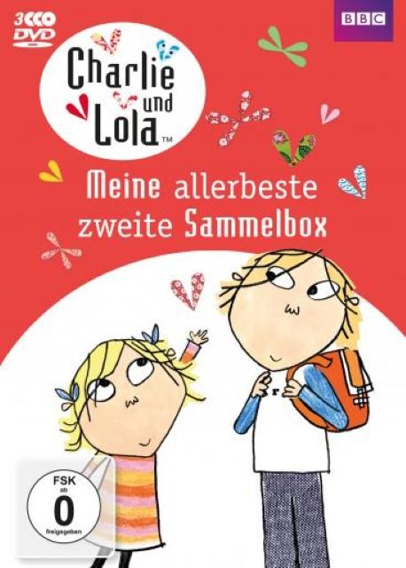 Charlie und Lola - Meine allerbeste zweite Sammelbox (Boxset),