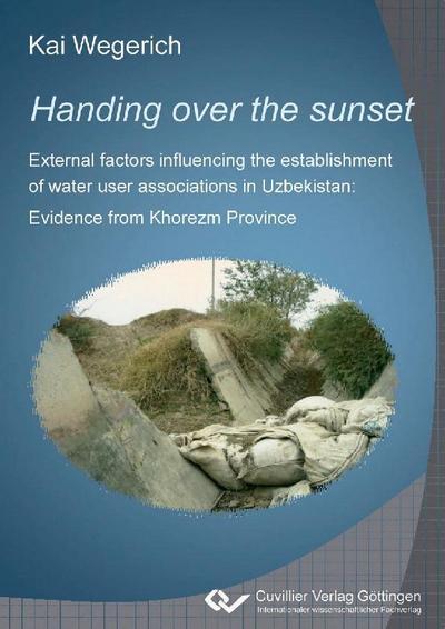 Handing over the sunset