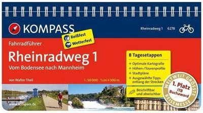 Rheinradweg 01, vom Bodensee nach Mannheim