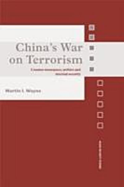 China's War on Terrorism