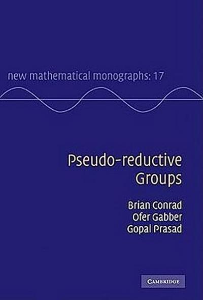 Pseudo-reductive Groups
