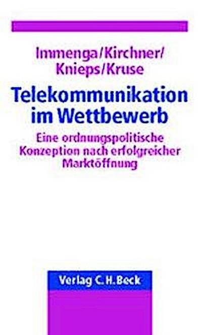 Telekommunikation im Wettbewerb