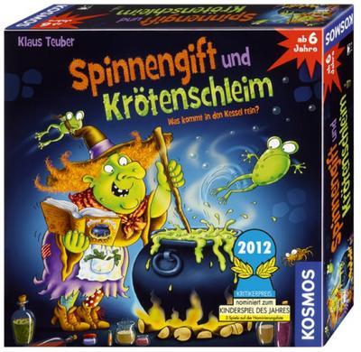 Kosmos 698652 - KOSMOS - Spinnengift und Krötenschleim