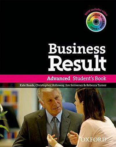 Business Result Business Result: Advanced: Student's Book with DVD-ROM and Online Workbook Pack
