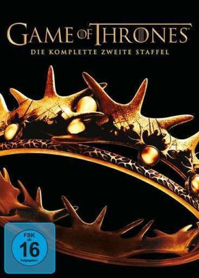 Game of Thrones Staffel 02 / 2. Auflage