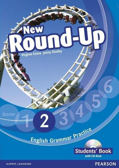Round Up Level 2 Students' Book/CD-Rom Pack (Round Up Grammar Practice)