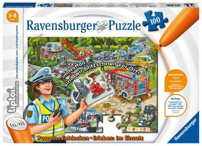 tiptoi® Puzzlen, Entdecken, Erleben, Im Einsatz (Kinderpuzzle)