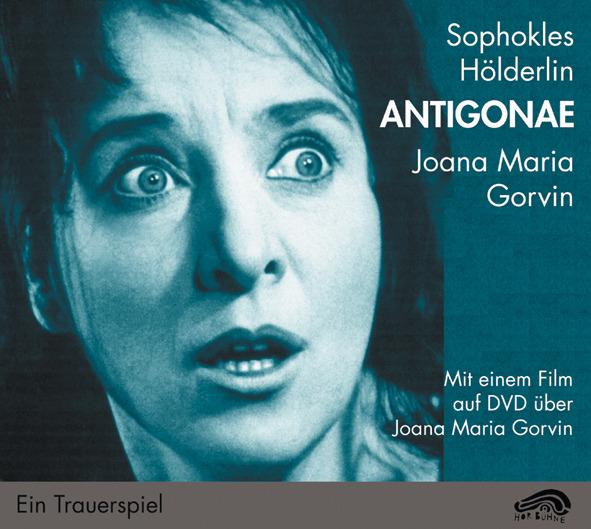 Antigonae -2 CDs und 1 DVD Sophokles