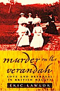 9780007525881 - Eric Lawlor: Murder on the Verandah - Buch