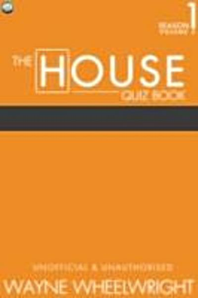 House Quiz Book Season 1 Volume 2