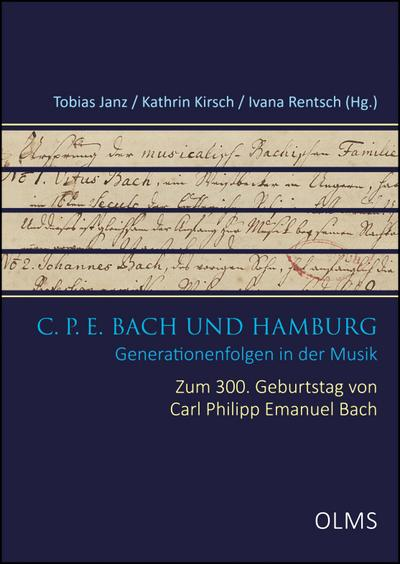 C. P. E. Bach und Hamburg