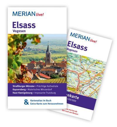 Elsass und Vogesen – MERIAN live!
