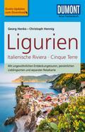 DuMont Reise-Taschenbuch Reiseführer Ligurien, Italienische Riviera,Cinque Terre