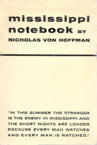 Mississippi Notebook