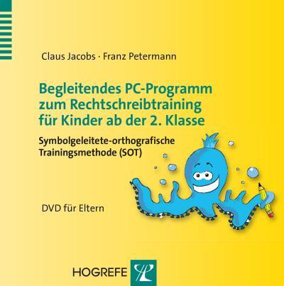 Begleitendes PC-Programm zum Rechtschreibtraining für Kinder ab der 2. Klasse. DVD/f. Eltern