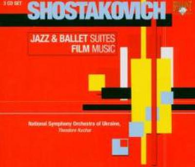 Jazz & Ballet Suites/Film Music