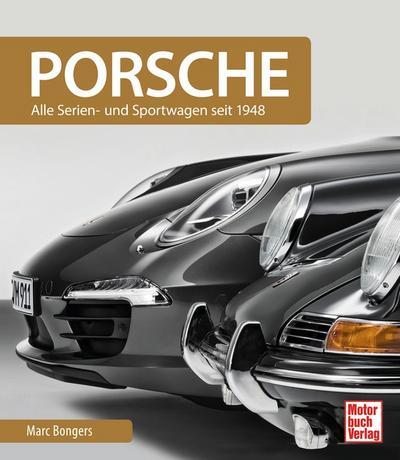Porsche: Serienfahrzeuge und Sportwagen seit 1948. Jetzt vorbestellen!