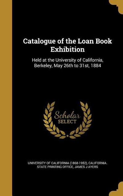 CATALOGUE OF THE LOAN BK EXHIB