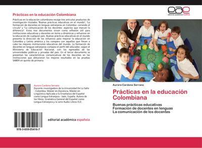 Prácticas en la educación Colombiana