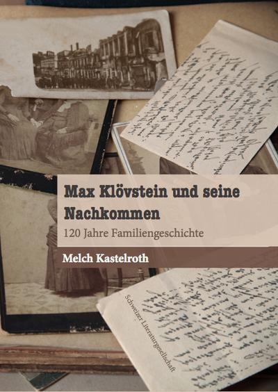 Max Klövstein und seine Nachkommen
