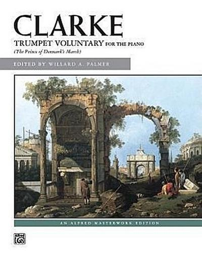 Trumpet Voluntary: Sheet