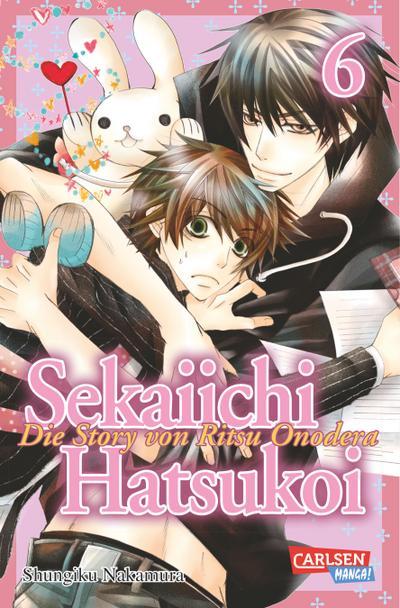 Sekaiichi Hatsukoi. Bd.6