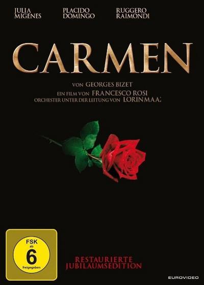 Carmen, 2 DVDs (französisches OmU)