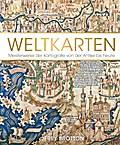Weltkarten: Meisterwerke der Kartografie von  ...