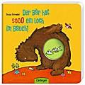 Der Bär hat sooo ein Loch im Bauch!