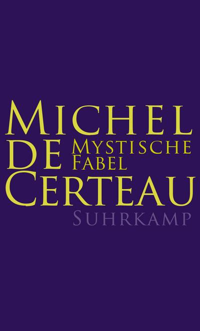 Mystische Fabel: 16. bis 17. Jahrhundert