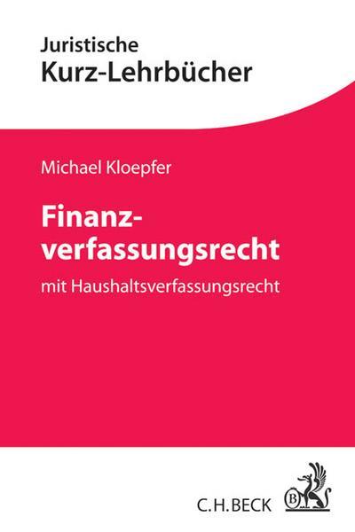 Finanzverfassungsrecht