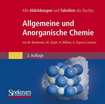 Bild-DVD, Allgemeine und Anorganische Chemie